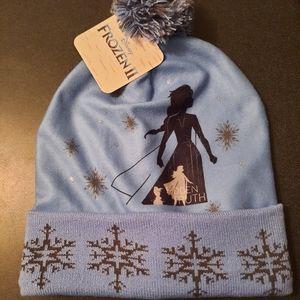 Disney  Frozen 11 Girls winter hat